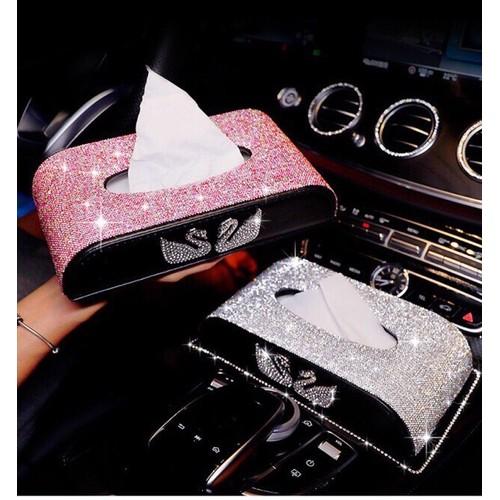 Hộp đựng khăn giấy đính pha lê trên ô tô-xe hơi - 21440861 , 24713709 , 15_24713709 , 550000 , Hop-dung-khan-giay-dinh-pha-le-tren-o-to-xe-hoi-15_24713709 , sendo.vn , Hộp đựng khăn giấy đính pha lê trên ô tô-xe hơi