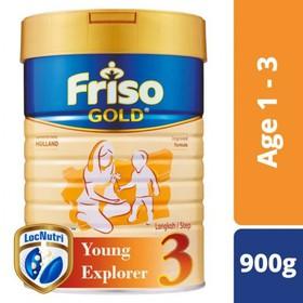 Sữa bột friso gold số 3 1500g - 000178