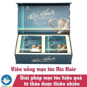 Ric Hair viên uống mọc tóc - Quà tặng 300k - 0004