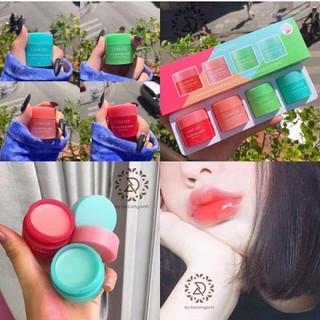 SET Mặt Nạ Ngủ Môi Laneige Lip Sleeping Mask - MNNM2 thumbnail