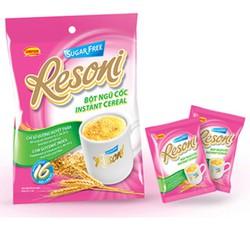 Bột ngũ cốc dành cho người ăn kiêng, tiểu đường Resoni túi 400g