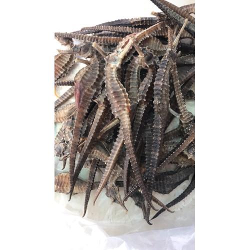 15 con cá ngựa khô- cá ngựa dài 10-11cm mỗi con