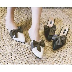 Dép sục nữ – giày sục nữ