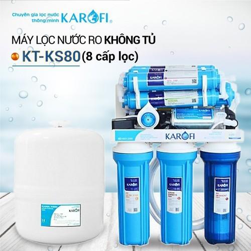 Máy lọc nước ro để gầm, không tủ sro karofi kt-ks80 8 cấp lọc - hàng chính hãng - 21429249 , 24699943 , 15_24699943 , 4040000 , May-loc-nuoc-ro-de-gam-khong-tu-sro-karofi-kt-ks80-8-cap-loc-hang-chinh-hang-15_24699943 , sendo.vn , Máy lọc nước ro để gầm, không tủ sro karofi kt-ks80 8 cấp lọc - hàng chính hãng