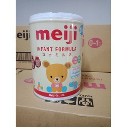 Sữa Meiji nhập khẩu 0-1 800g