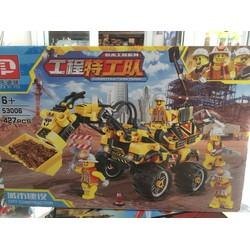 Lego- City constuction xe công trình 53006