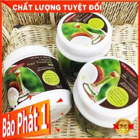 Dầu ủ tóc|dầu ủ tóc dứa non - dầu ủ tóc dừa non24