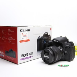 Máy ảnh Canon EOS 77D kit