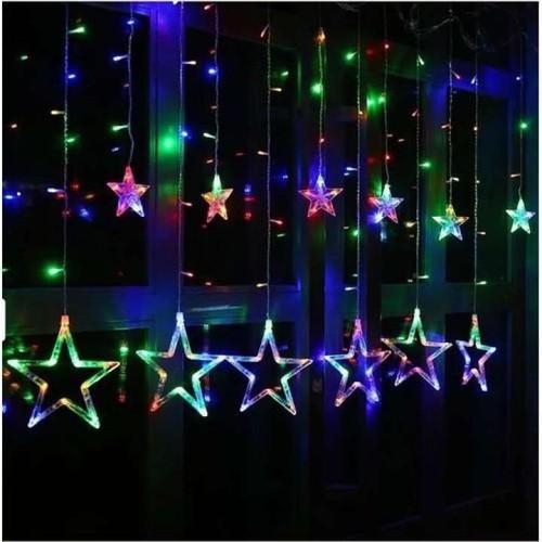 Đèn led trang trí hình ngôi sao - đèn led rèm 12 ngôi sao - đèn led nhấp nháy trang trí hình ngôi sao - 21450770 , 24725585 , 15_24725585 , 160000 , Den-led-trang-tri-hinh-ngoi-sao-den-led-rem-12-ngoi-sao-den-led-nhap-nhay-trang-tri-hinh-ngoi-sao-15_24725585 , sendo.vn , Đèn led trang trí hình ngôi sao - đèn led rèm 12 ngôi sao - đèn led nhấp nháy tran