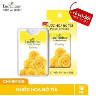 Combo 2 chai nước hoa bỏ túi Enchanteur 18ml mẫu mới 250 lần sử dụng - Enchanteur 2NH bỏ túi thumbnail