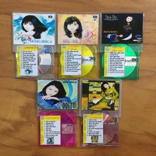 Bộ 5 đĩa MD nhạc Hồng Trúc tuyển chọn [ĐƯỢC KIỂM HÀNG] 24705272 - 24705272 thumbnail