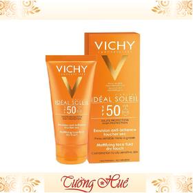 Chống Nắng VICHY Laboratoires IDÉAL SOLEIL SPF 50 - 50ml - KCN_Vichy_50ml