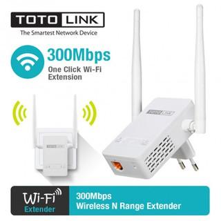 Kích Sóng Wifi Chính Hãng Totolink EX200 - KS_TOTO_EX200 thumbnail