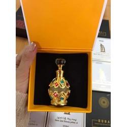 tinh dầu nước hoa Dubai chuẩn