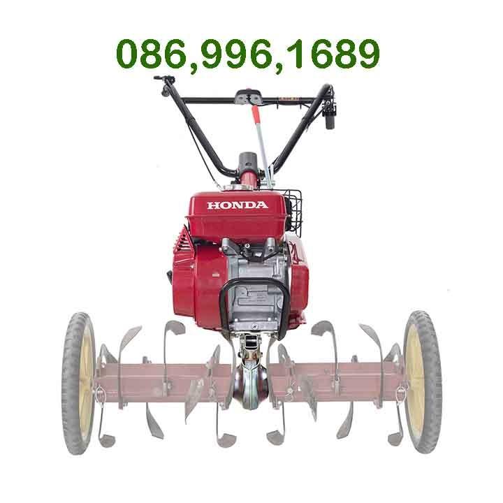 Máy xới đất honda 3.6kw fj500t, máy xới đất chạy xăng 4.9hp