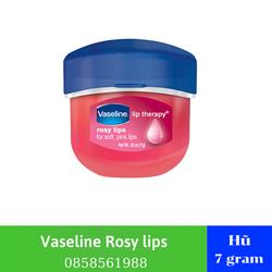 Vaseline - SON DƯỠNG VASELINE 7g - Sáp Dưỡng Môi Vaseline Mềm Mịn 7g - Son Dưỡng Môi Vaseline 7G