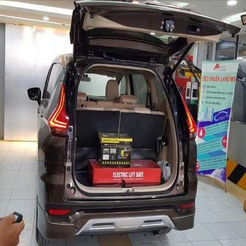 Cốp điện tự động ô tô owin cho xe mitsubishi xpander bảo hành 2 năm