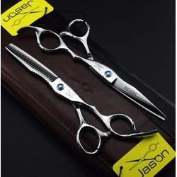 kéo cắt tóc Jason HA01 ( mua cặp tặng 1 lược cắt toni guy)
