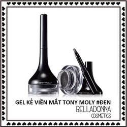 Gel kẻ mắt Tonymoly Backstage Gel Eyeliner 4g