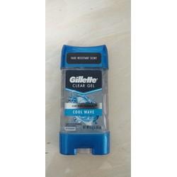 Lăn Khử Mùi Gillette 107g