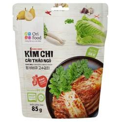 [HCM] Kim chi cải thảo ngò King BBQ túi 85g