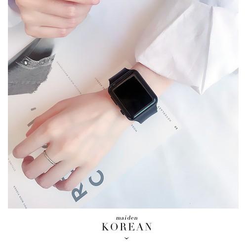 [Trợ giá]{mua 2 giảm 20k ship} đồng hồ thời trang led phong cách hàn dh71