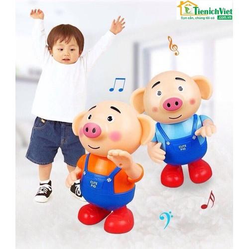 Chú heo pegpa pig biết hát - nhảy