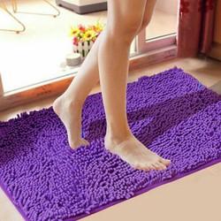 Siêu sale - Combo 2 thảm lau chân san hô sd cho nhà tắm, nhà vệ sinh, xe hơi, văn phòng siêu tiện lợi