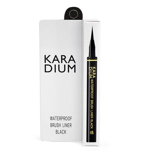 Bút kẻ mắt nước karadium waterproof brush liner black không trôi vỏ trắng - 21093719 , 24233130 , 15_24233130 , 130000 , But-ke-mat-nuoc-karadium-waterproof-brush-liner-black-khong-troi-vo-trang-15_24233130 , sendo.vn , Bút kẻ mắt nước karadium waterproof brush liner black không trôi vỏ trắng