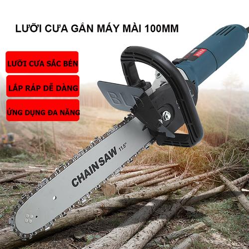 Bộ lưỡi lam cưa xích dùng gắn cho máy mài cắt cầm tay - đầu máy cưa xích cắt cây chain saw - 19079233 , 24218947 , 15_24218947 , 250000 , Bo-luoi-lam-cua-xich-dung-gan-cho-may-mai-cat-cam-tay-dau-may-cua-xich-cat-cay-chain-saw-15_24218947 , sendo.vn , Bộ lưỡi lam cưa xích dùng gắn cho máy mài cắt cầm tay - đầu máy cưa xích cắt cây chain saw