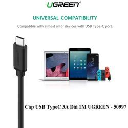 Cáp USB Type C dài 1M Ugreen UG - 50997