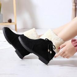 Giày Boot Nữ Cổ Cao