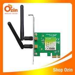 Card mạng thu WiFi TP Link TL-WN881ND khe PCIe 2 râu