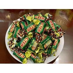 Kẹo socola Cten xanh gói 1kg