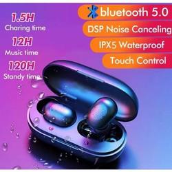 Tai Nghe Bluetooth True Wireless Gt1 Chống Nước Chuẩn Ipx5  Pin 12 Giờ Nút Cảm Ứng Phiên Bản Nâng Cấp