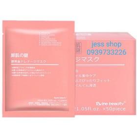 [Chuẩn Nhật]Mặt Nạ Tế Bào Gốc Nhau Thai RWINE BEAUTY Nhật Bản - 10 miếng mask tế bào gốc