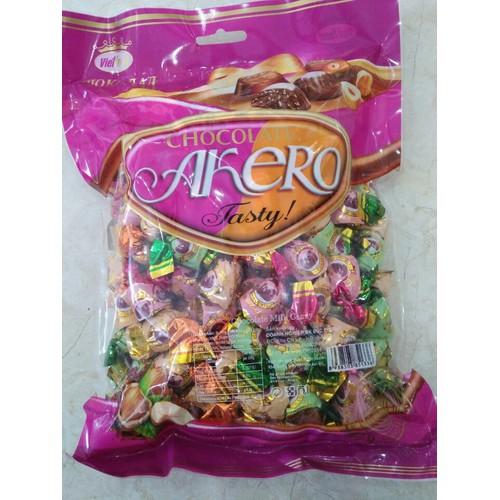 Kẹo socola akero hình chuông gói 1kg - 21085988 , 24222625 , 15_24222625 , 145000 , Keo-socola-akero-hinh-chuong-goi-1kg-15_24222625 , sendo.vn , Kẹo socola akero hình chuông gói 1kg