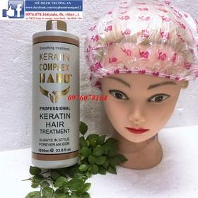 HẤP DẦU keratin phục hồi tóc hư tổn KERATN COMPLEX NANO + 01 mũ ủ - KERATIN NANO