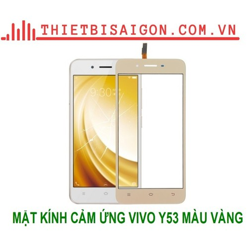 Mặt kính cảm ứng vivo y53 màu vàng - 19642513 , 24751474 , 15_24751474 , 89000 , Mat-kinh-cam-ung-vivo-y53-mau-vang-15_24751474 , sendo.vn , Mặt kính cảm ứng vivo y53 màu vàng