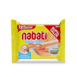 Combo 5 bánh xốp Nabati vani và socola
