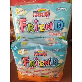 [Mua 1 tặng 1] Tã Quần Goon Friend siêu đại M68 L60 XL52 XXL48 - Tã Quần Goon Friend