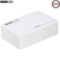 Cổng Chia Mạng Totolink S505 Switch 5 Port 100Mbps