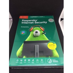 Mã code Phần mềm diệt virus Kaspersky Internet Security 1 PC