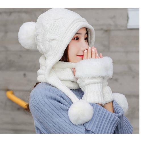 Bộ mũ len nữ kèm khăn và găng tay cao cấp, mũ len nữ phong cách hàn, nón len nữ đẹp - 19636676 , 24743941 , 15_24743941 , 285000 , Bo-mu-len-nu-kem-khan-va-gang-tay-cao-cap-mu-len-nu-phong-cach-han-non-len-nu-dep-15_24743941 , sendo.vn , Bộ mũ len nữ kèm khăn và găng tay cao cấp, mũ len nữ phong cách hàn, nón len nữ đẹp
