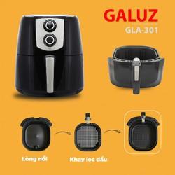 NỒI CHIÊN KHÔNG DẦU GALUZ GLA301