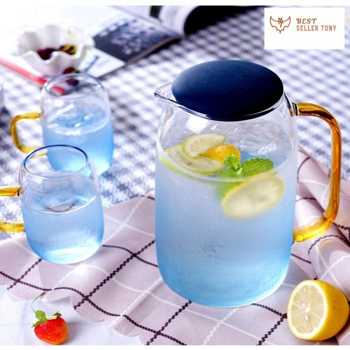 Bộ ly thuỷ tinh uống nước uống trà cao cấp - 1 bình to 4 ly nhỏ - 19645007 , 24754842 , 15_24754842 , 750000 , Bo-ly-thuy-tinh-uong-nuoc-uong-tra-cao-cap-1-binh-to-4-ly-nho-15_24754842 , sendo.vn , Bộ ly thuỷ tinh uống nước uống trà cao cấp - 1 bình to 4 ly nhỏ