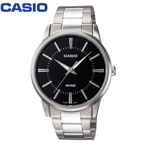 Đồng hồ casio nam -  dây kim loại - trắng - mtp-1303d-1avdf - 21460191 , 24738144 , 15_24738144 , 1128000 , Dong-ho-casio-nam-day-kim-loai-trang-mtp-1303d-1avdf-15_24738144 , sendo.vn , Đồng hồ casio nam -  dây kim loại - trắng - mtp-1303d-1avdf