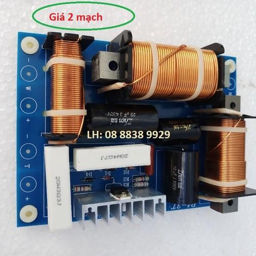 Mạch phân tần loa sân khấu lớn 3 đường tiếng pa3t - giá 2 mạch - 19646471 , 24756443 , 15_24756443 , 1300000 , Mach-phan-tan-loa-san-khau-lon-3-duong-tieng-pa3t-gia-2-mach-15_24756443 , sendo.vn , Mạch phân tần loa sân khấu lớn 3 đường tiếng pa3t - giá 2 mạch