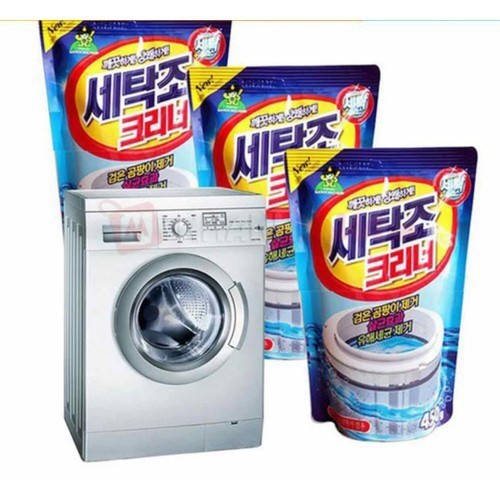 Combo 2 gói bột tẩy rửa, bột vệ sinh lồng máy giặt hàn quốc - 19644892 , 24754705 , 15_24754705 , 69000 , Combo-2-goi-bot-tay-rua-bot-ve-sinh-long-may-giat-han-quoc-15_24754705 , sendo.vn , Combo 2 gói bột tẩy rửa, bột vệ sinh lồng máy giặt hàn quốc