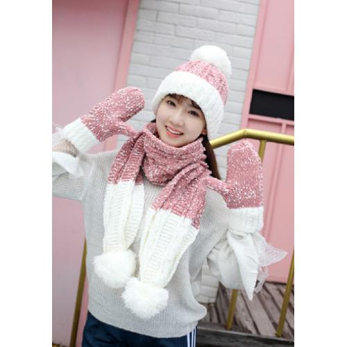 Bộ mũ len nữ kèm khăn và găng tay cao cấp, bộ mũ len nữ phong cách hàn, nón len nữ đẹp - 19661372 , 24774200 , 15_24774200 , 420000 , Bo-mu-len-nu-kem-khan-va-gang-tay-cao-cap-bo-mu-len-nu-phong-cach-han-non-len-nu-dep-15_24774200 , sendo.vn , Bộ mũ len nữ kèm khăn và găng tay cao cấp, bộ mũ len nữ phong cách hàn, nón len nữ đẹp